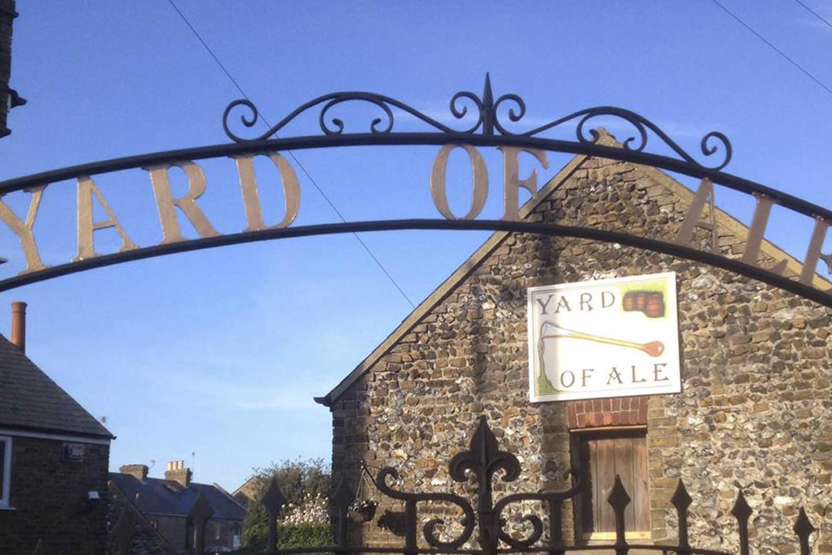 Yard of Ale pub
