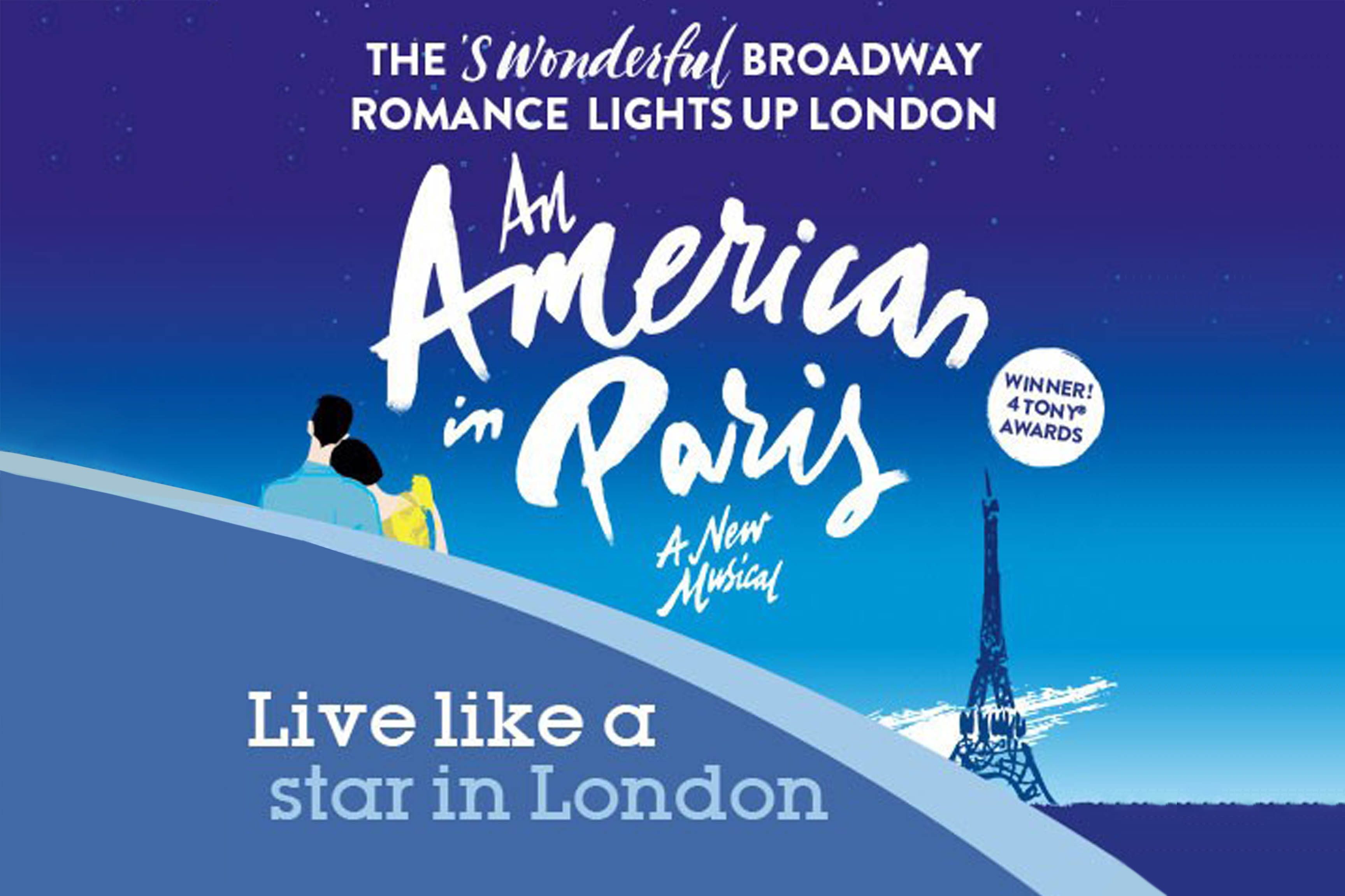 An American in Paris Broadway production