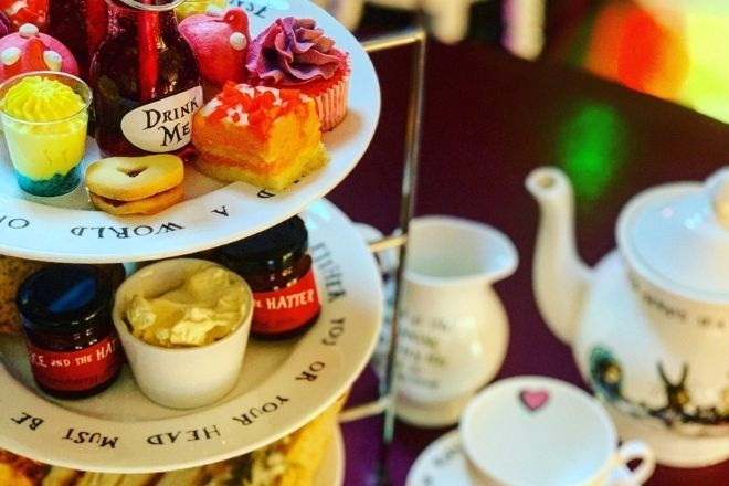 Mad Hatter Tea Party