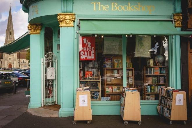 The Bookshop in Blackheath