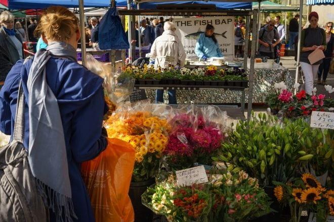 Blackheath farmer's market