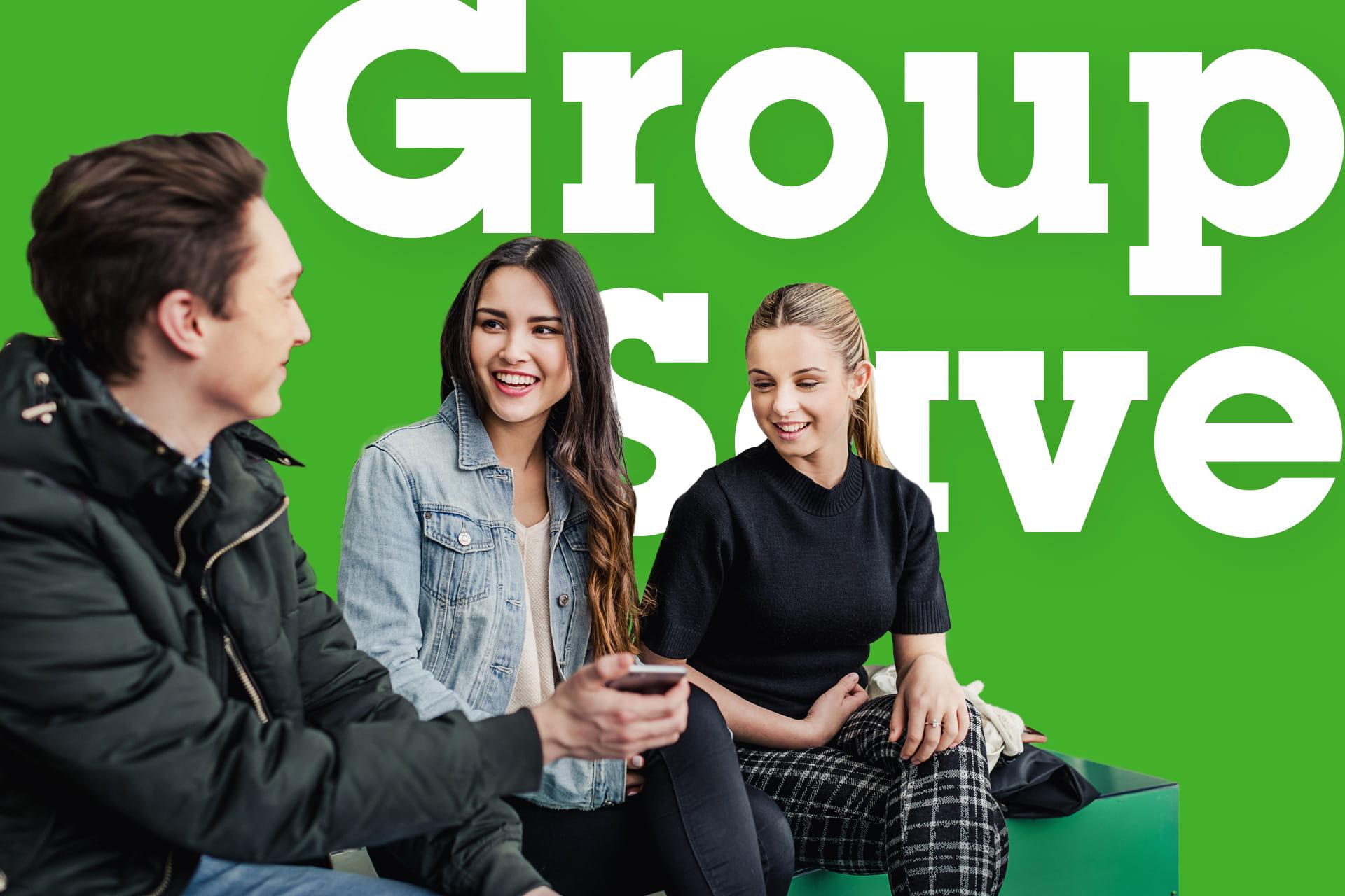 GroupSave