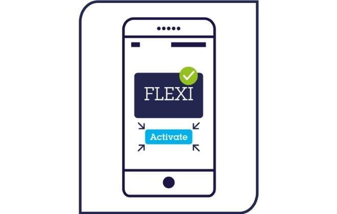The Key Icon Flexi Season