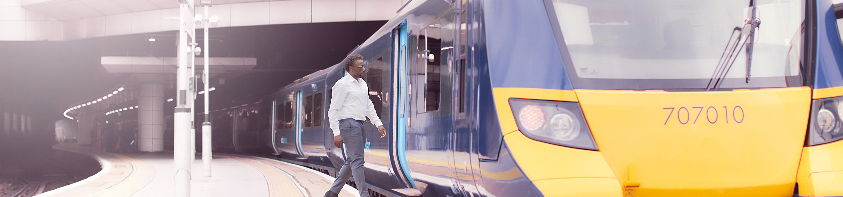 Introducing the Class 707 for Southeastern passengers