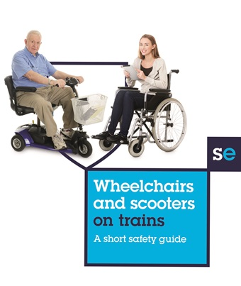 Wheelchair and scooter