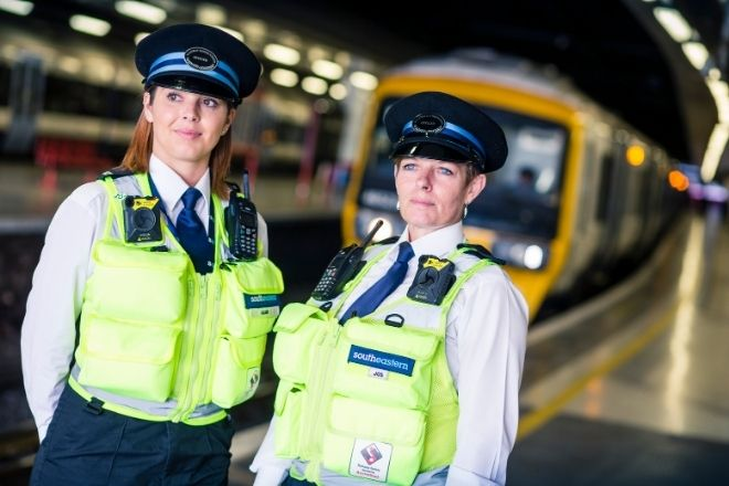 two revenue officers working at Cannon Street