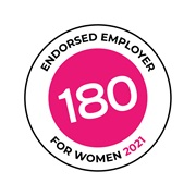 Employer for women roundel